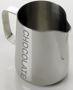 Chocolate Frothing Jug - 2 Sizes